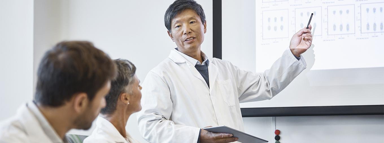 Früherkennung verringert die Belastung